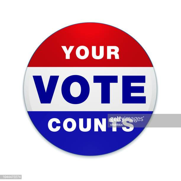 your vote count - counting stock illustrations