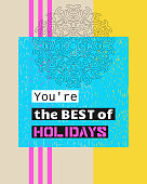 You're the best of holidays