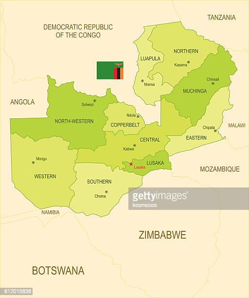 zambia - mozambique stock illustrations, clip art, cartoons, & icons
