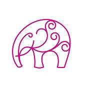 Zen Meditation Mandala w Design Symbol Concept