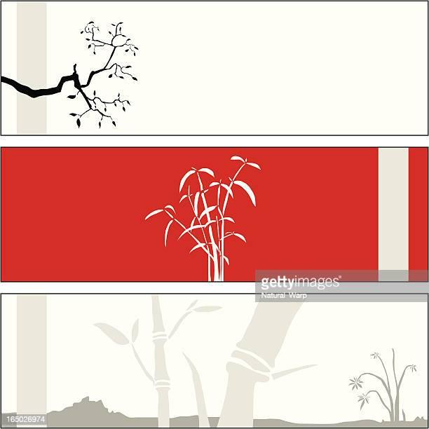zen panel - osaka prefecture stock illustrations, clip art, cartoons, & icons
