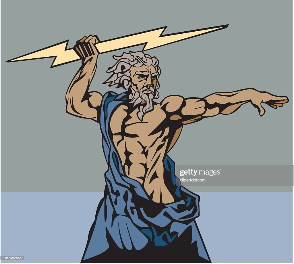 Zeus and Thunderbolt