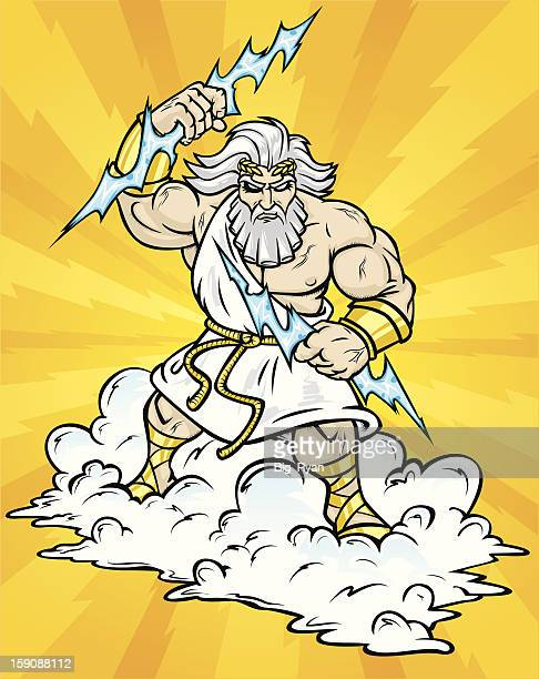 illustrations, cliparts, dessins animés et icônes de zeus - zeus