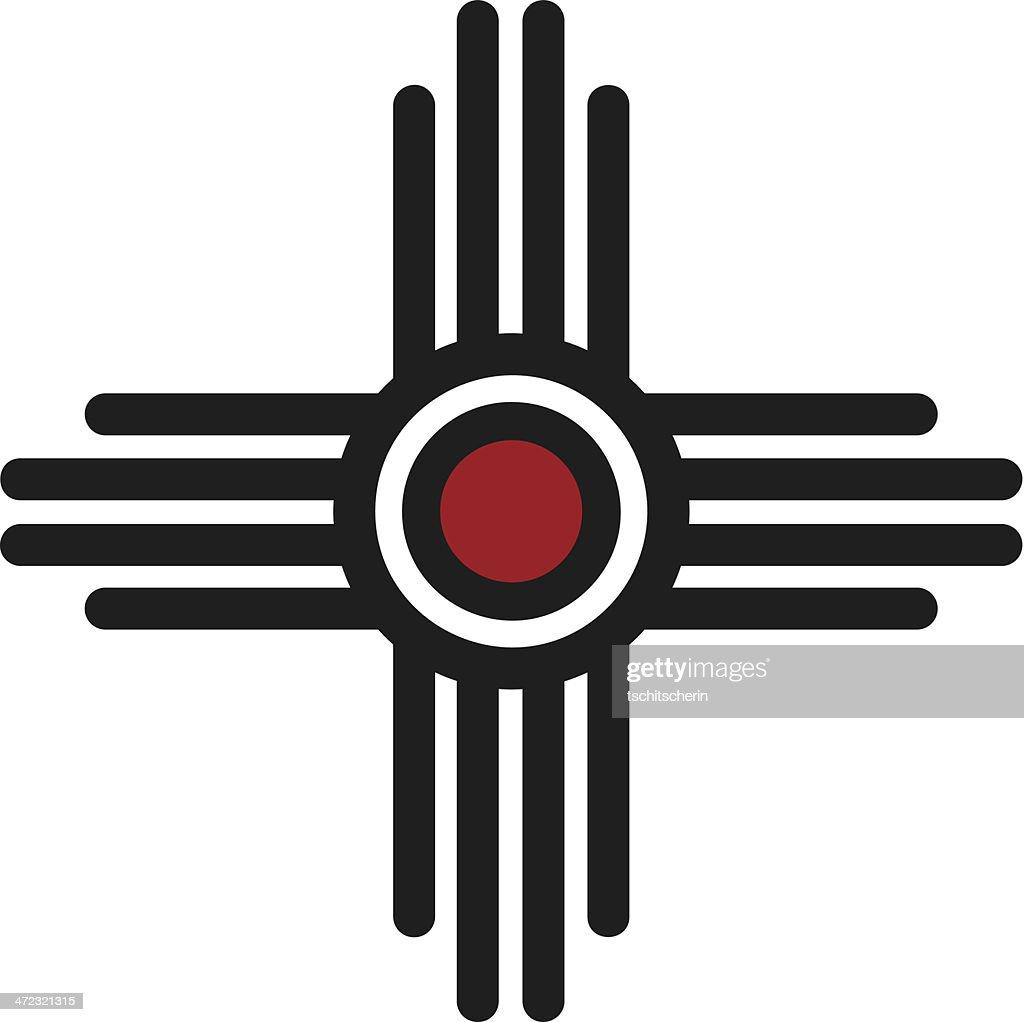 Zia Sun - Pueblo, New Mexico