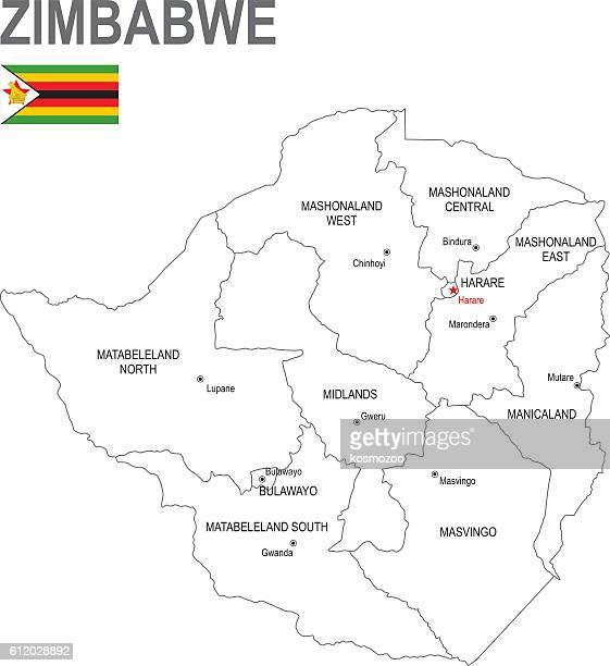 zimbabwe - zimbabwe stock illustrations, clip art, cartoons, & icons