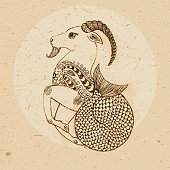 Zodiac sign - Capricorn