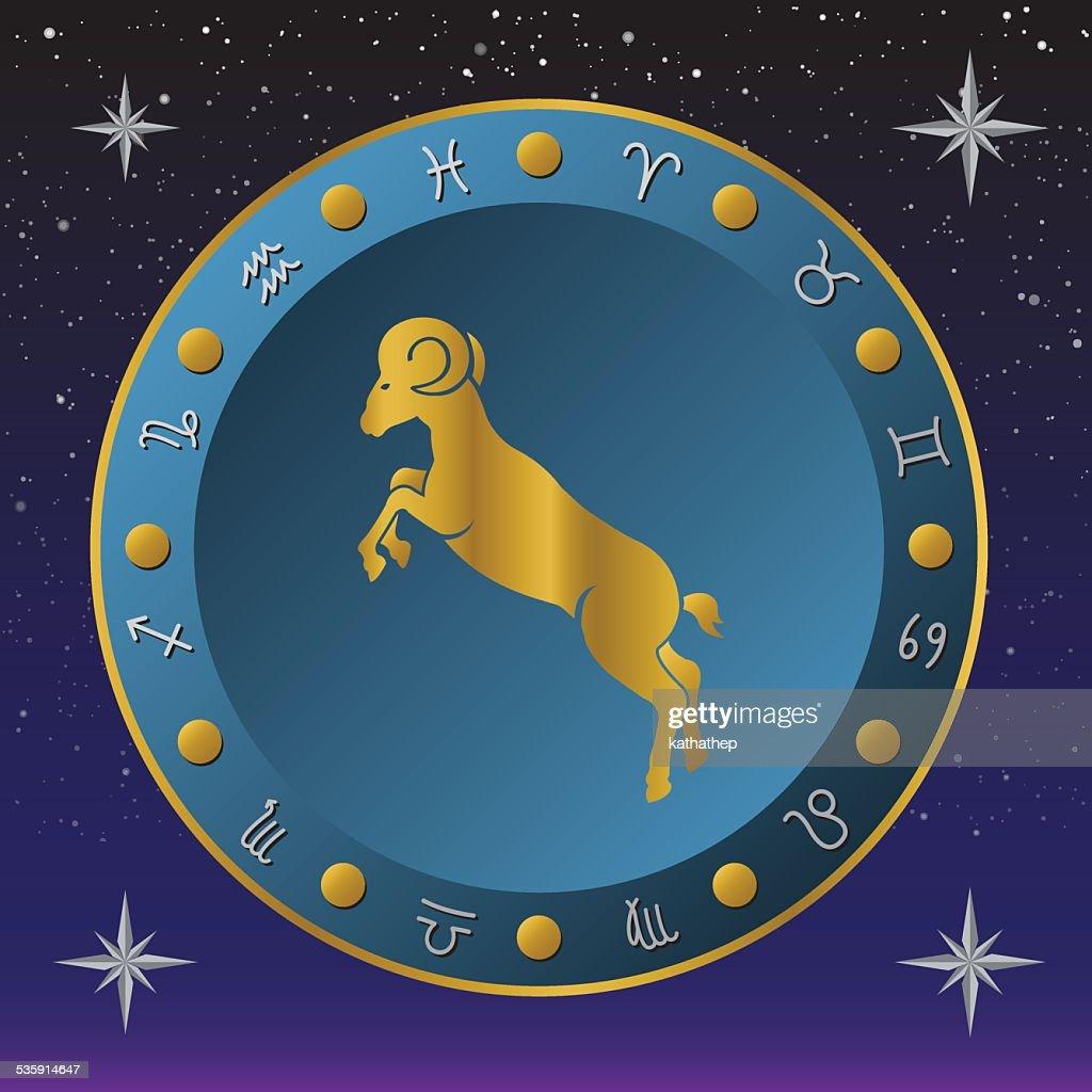 Símbolo do Zodíaco : Arte vetorial