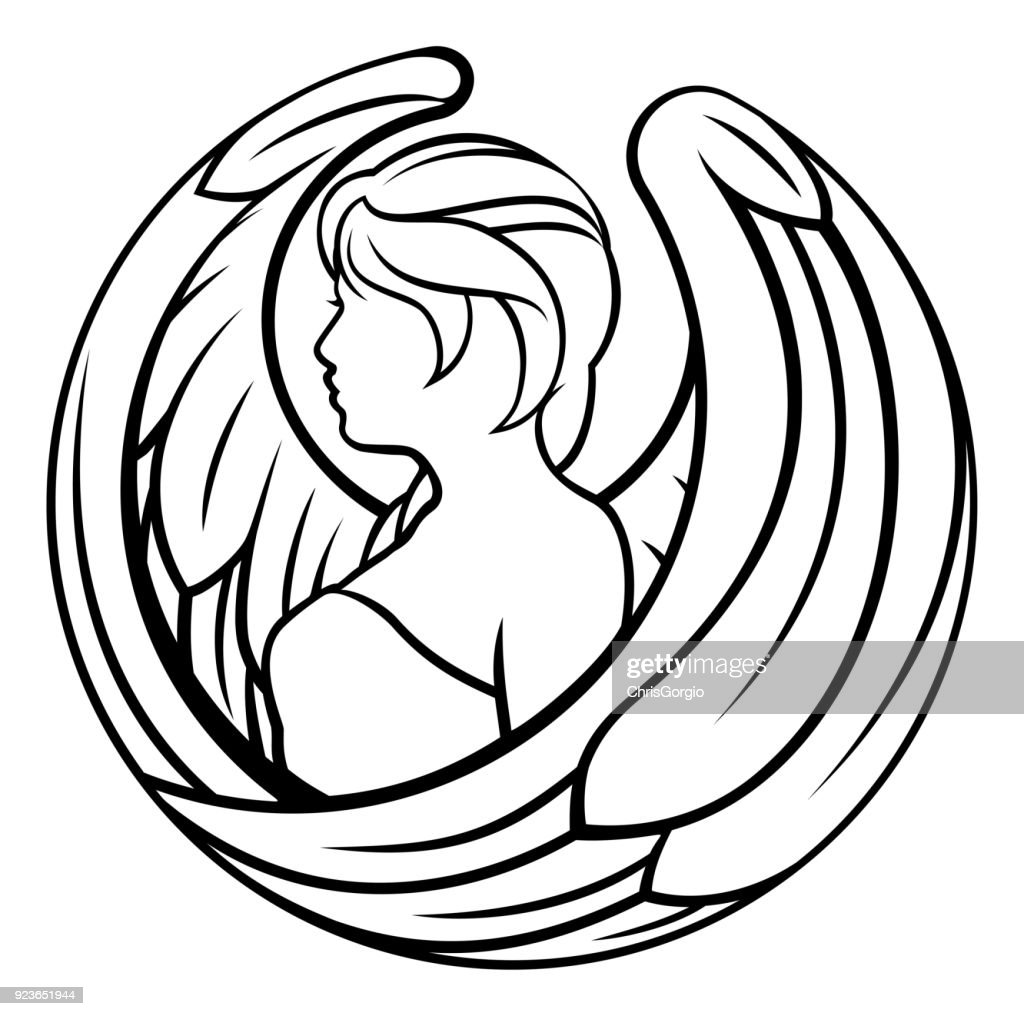 Zodiac Signs Virgo Icon