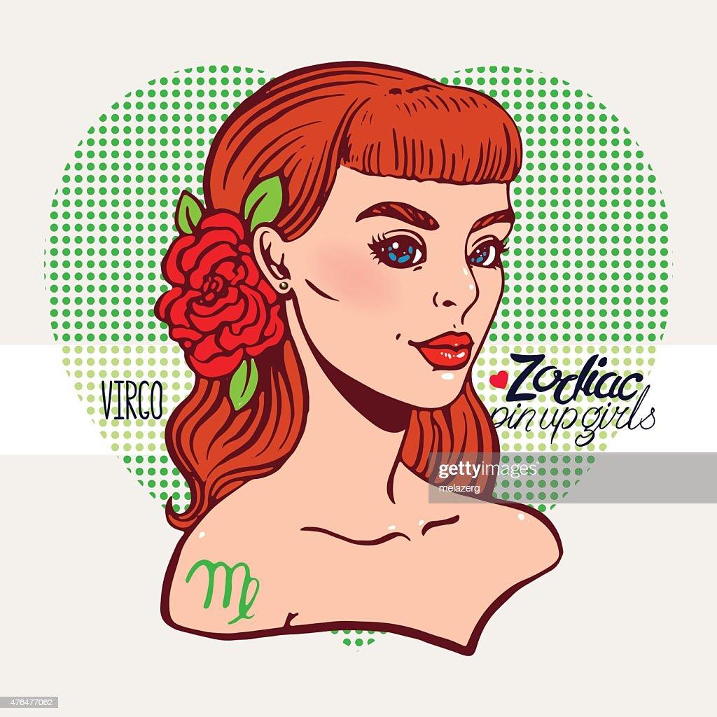 Zodiac signs - Virgo
