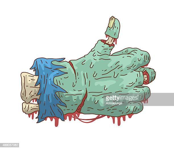 zombie like - zombie stock illustrations, clip art, cartoons, & icons