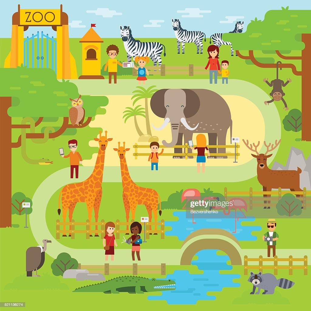Zoo element