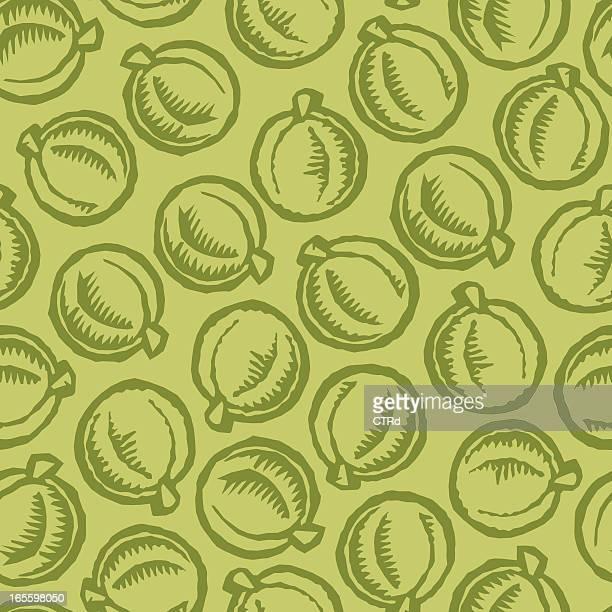 zucchini seamless background - marrom stock illustrations