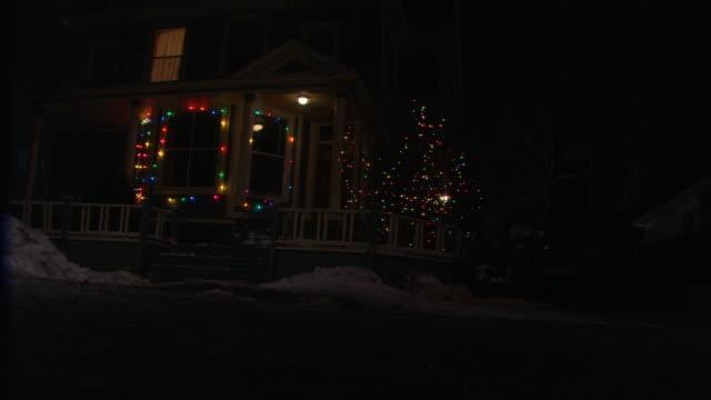 Christmas Decorations Stock Videos
