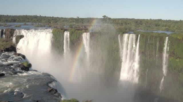 vidéos et rushes de catarata do iguaçu - site classé au patrimoine mondial de l'unesco