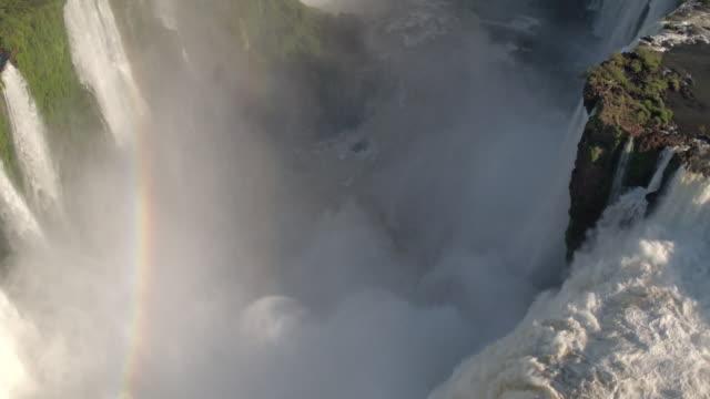 catarata do iguaçu - 名所旧跡点の映像素材/bロール