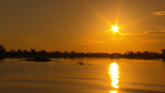 vidéos et rushes de seascape - beautiful sunset - pénombre