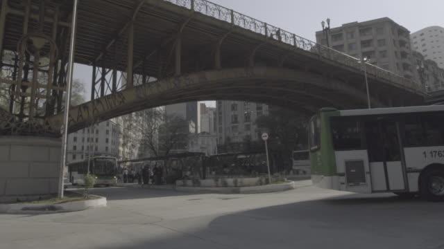 brasil - downtown são paulo - urban sprawl stock videos & royalty-free footage