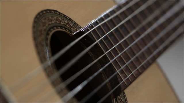 slo mo special effects musical instruments - guitar stock videos & royalty-free footage