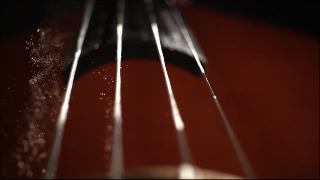 slo mo special effects musical instruments - violin stock videos & royalty-free footage