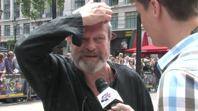- terry gilliam stock-videos und b-roll-filmmaterial
