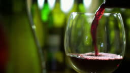 RED WINE POUR WITH BOTTLES-1080HD