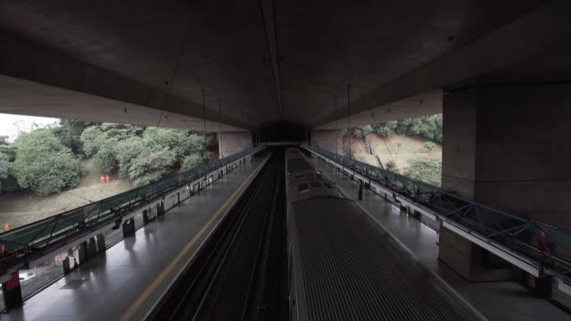 vídeos de stock, filmes e b-roll de brasil - downtown são paulo - ninguém