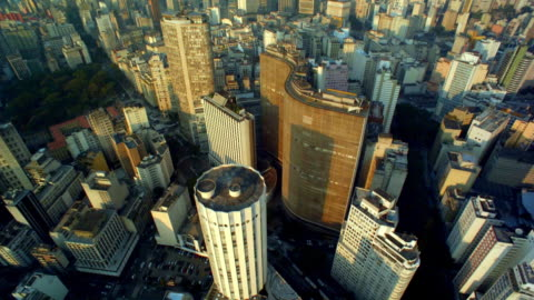 brasil - downtown são paulo - south america stock videos & royalty-free footage