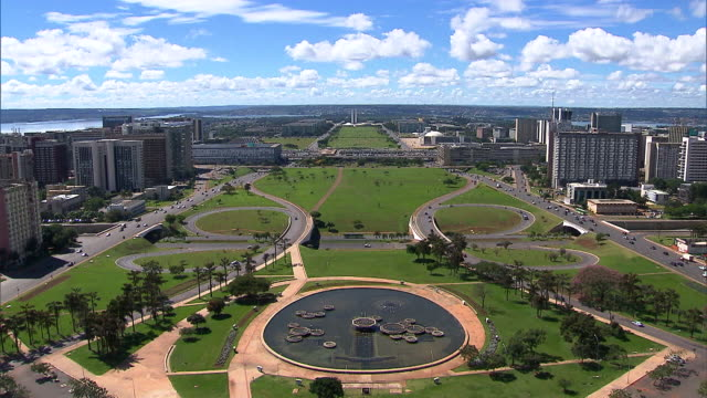 national congress of brazil - brasilia stock videos and b-roll footage