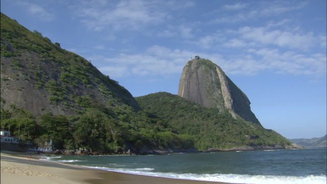 brazil - rio de janeiro - international landmark stock videos & royalty-free footage