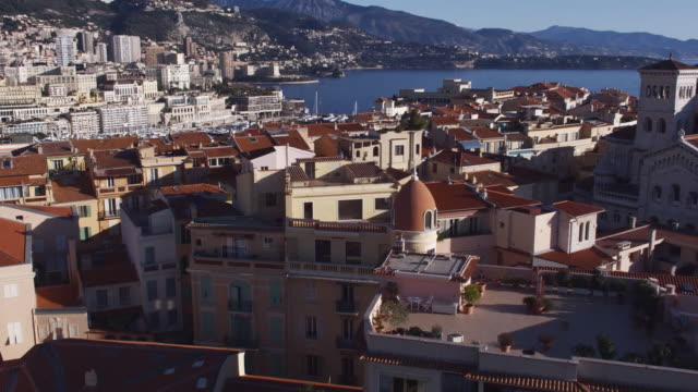 saint nicholas cathedral monaco - monaco stock-videos und b-roll-filmmaterial