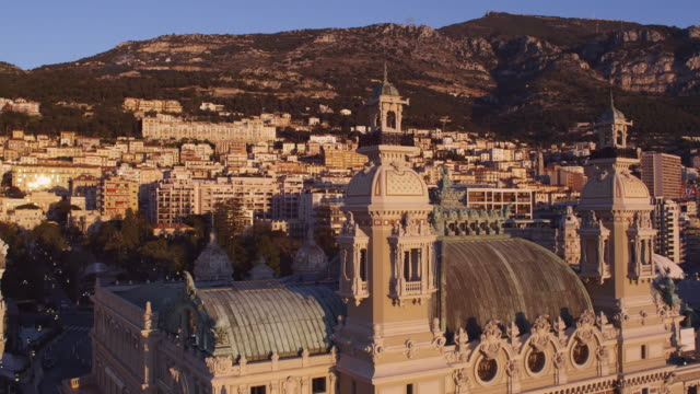 monte carlo casino and casino sign - monte carlo stock videos & royalty-free footage