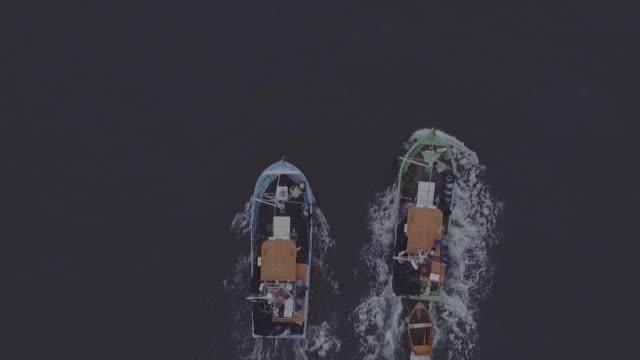 brazil - angra - boats - seascape stock videos & royalty-free footage