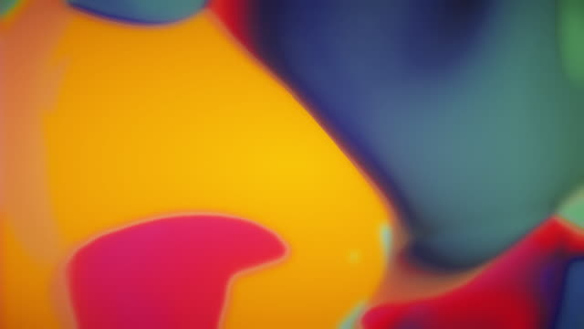 blur color lava motion - macchiato video stock e b–roll