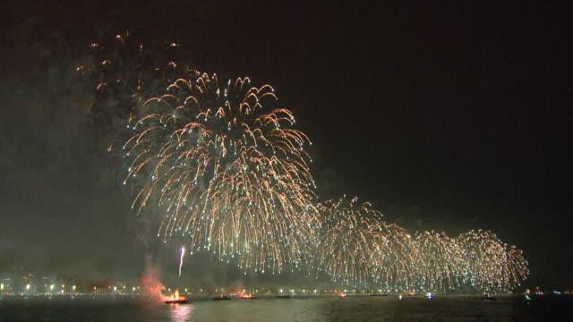 brazil - rio de janeiro - new year stock videos & royalty-free footage