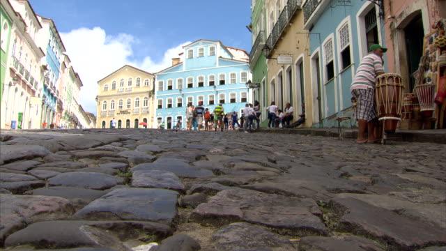 brazil - salvador - south america stock videos & royalty-free footage
