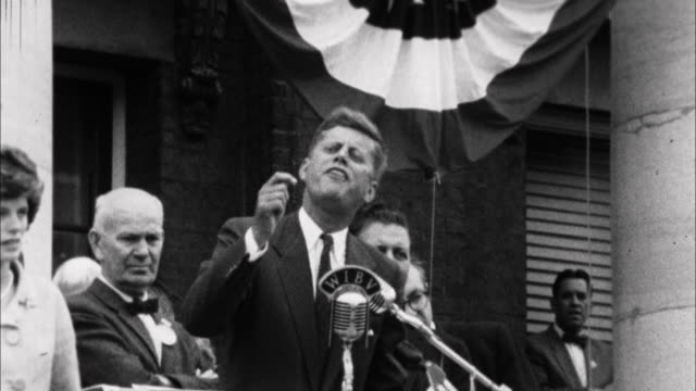 - john f. kennedy politik stock-videos und b-roll-filmmaterial
