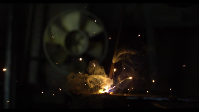 metal grinding - blacksmith stock videos & royalty-free footage