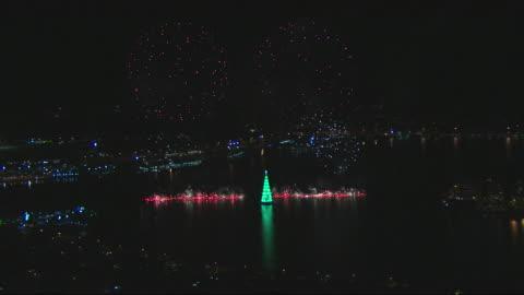 vídeos de stock e filmes b-roll de brazil - rio de janeiro - fairy lights