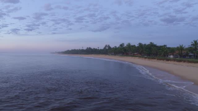 brazil - caraíva - porto seguro stock videos & royalty-free footage
