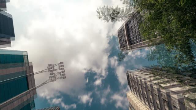 vídeos de stock, filmes e b-roll de brazil - são paulo time lapse - centro da cidade