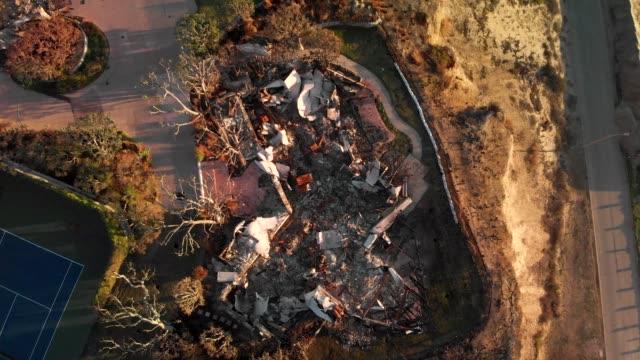 vidéos et rushes de natural disasters/fire/extreme weather - malibu