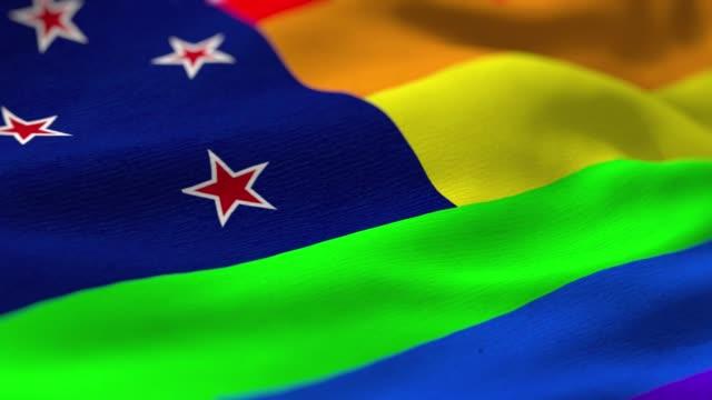 PRIDE FLAG: NEW ZEALAND