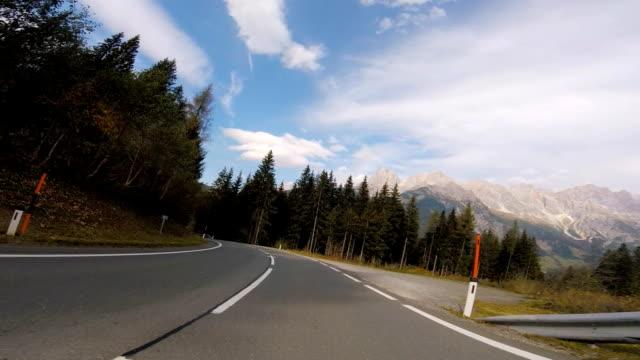 HOCHKOENIG ROAD BY MOTORCYCLE