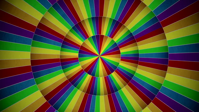 pride flag background - kaleidoskop muster stock-videos und b-roll-filmmaterial