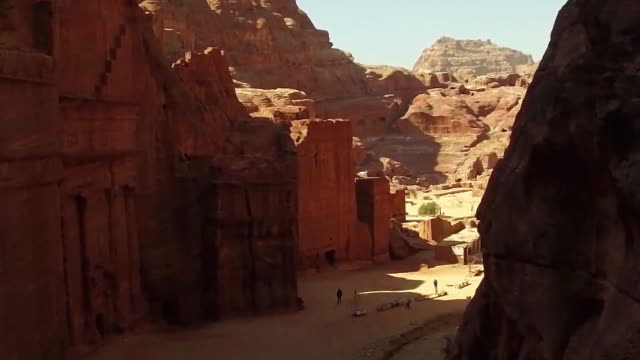 stockvideo's en b-roll-footage met petra - jordan - famous place