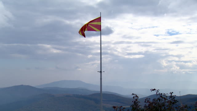 north macedonia - north stock videos and b-roll footage