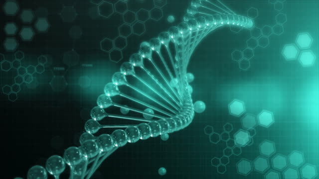 dna - spiral stock videos & royalty-free footage