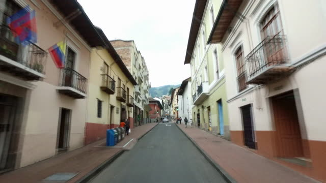 quito - equador - ecuador stock videos & royalty-free footage