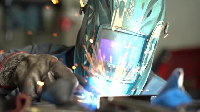 locksmith - steel worker stock videos & royalty-free footage
