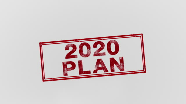 2020 plan - 2020 business stock videos and b-roll footage